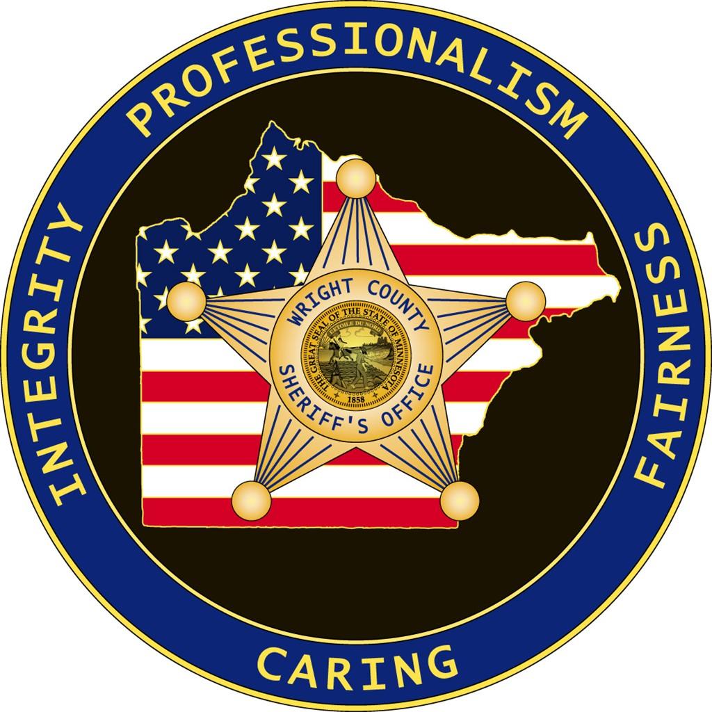 Wright Co. Sheriff's Office logo