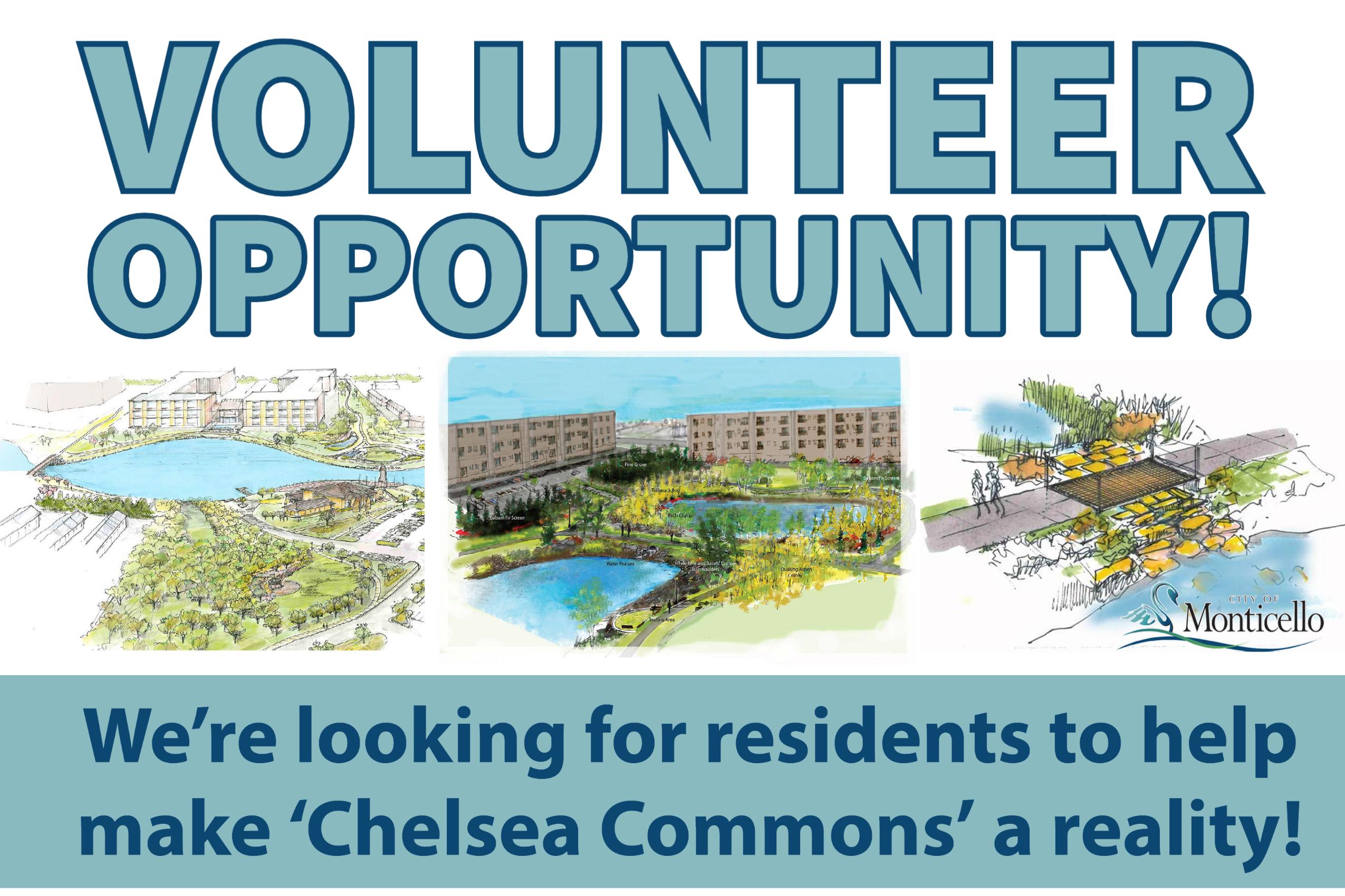 Chelsea Groups Volunteer